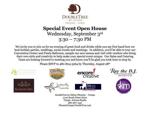 Event Open House