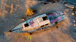 #harleybonhamphotography, @harleybonham, #saltonsea, #bombaybeach, #abandoned